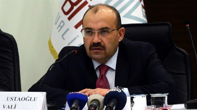 Bitlis Valisi İsmail Ustaoğlu