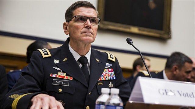 ABD'li komutandan skandal Afrin açıklaması