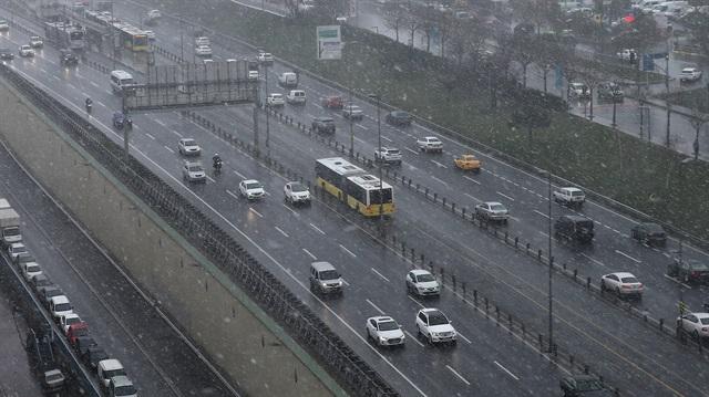 Meteorolojiden İstanbul için yeni uyarı