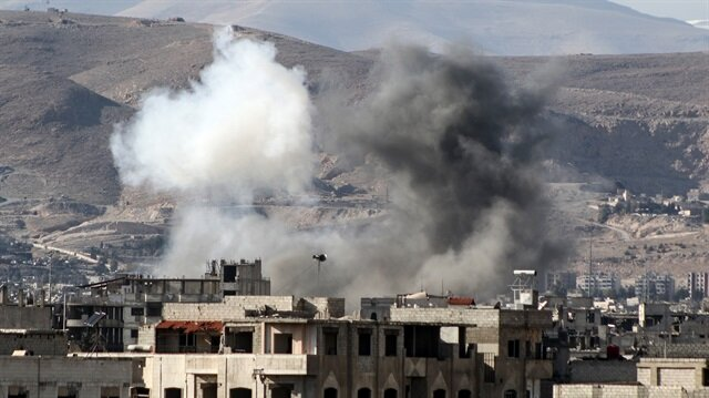 Russian Military: Syrian Army Repels 3 Attacks on E Ghouta Humanitarian Corridor