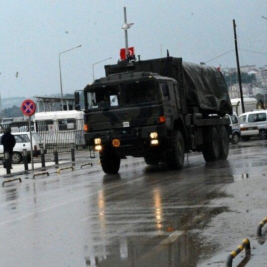 Karadeniz'de merak uyandıran askeri sevkiyat
