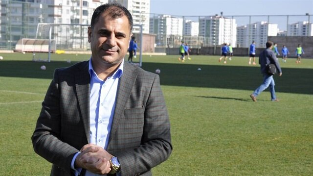 Amed Sportif Faliyetler Başkanı Nurullah Edemen