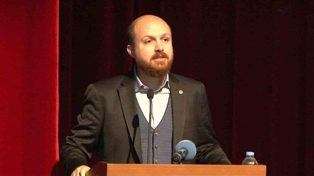 Bilal Erdoğan, 'Yeni Türkiye ve Gençlik' konulu konferansa katıldı