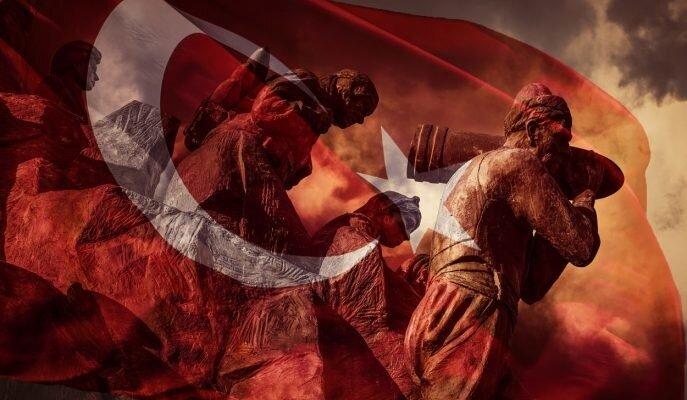 Türk Bayrağı En Güzel Türk Bayrak Resimleri