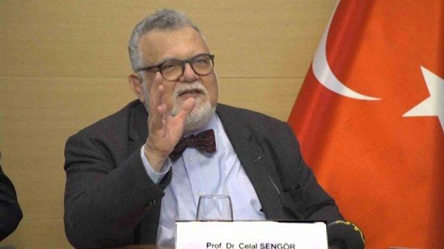 Celal Şengör'den Kanuni Sultan Süleyman'a ağır hakaret!