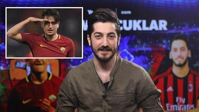 Türk futbolu gururla sunar: Cengiz Ünder