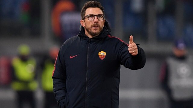 Di Francesco istediği golcüyü açıkladı