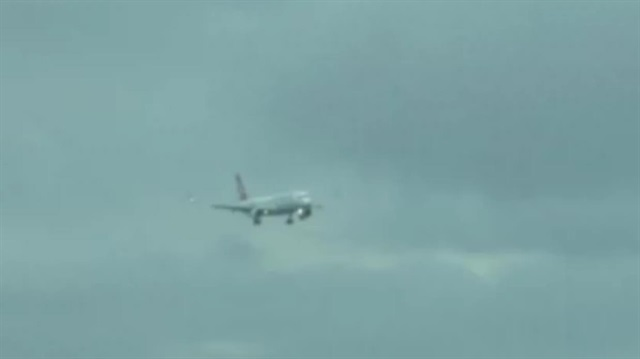Pilottan Kule'ye: Yanımdan hızla araç geçti