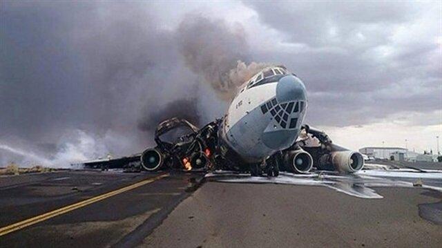 Rus uçağı düştü: 32 ölü