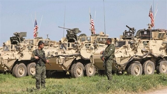 The U.S has supplied the PYD terror organization with more than 5,000 truckloads of weapons