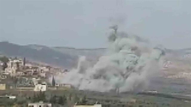 Air strikes on Syria's Ghouta kill 45 civilians