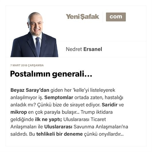 Postalımın generali...