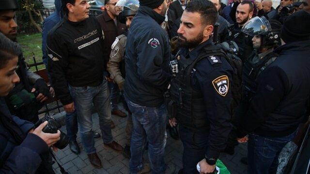 İşgalci İsrail polisinden Filistin üniversitesine baskın