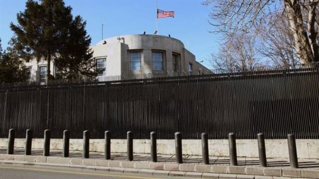 US Embassy in Turkey to resume service after security threat