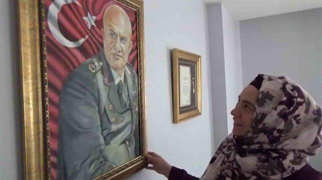 Şehit Binbaşı Kulaksız'ın eşinden duygu dolu konuşma