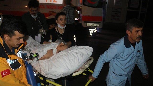 Düzce'de hastanede elektrik kesintisi