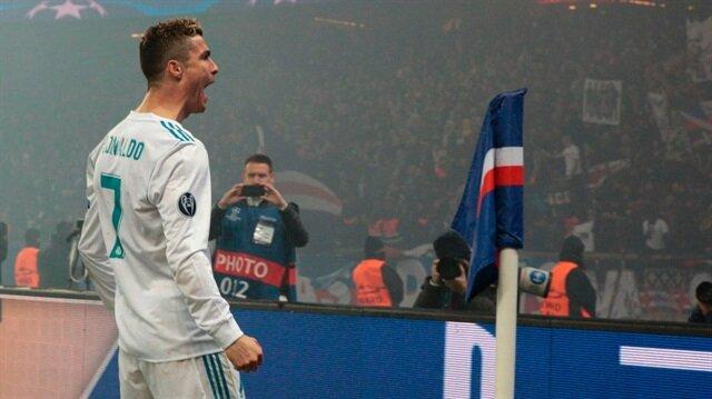 Real Madrid PSG'ye acımadı (1-2)
