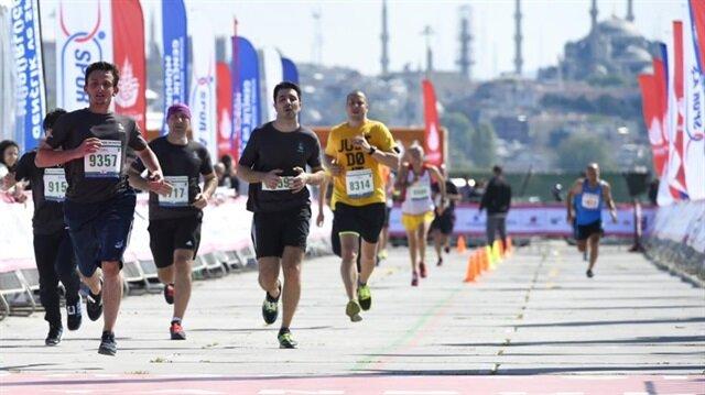 Vodafone İstanbul Yarı Maratonu için son kayıt tarihi 12 Mart