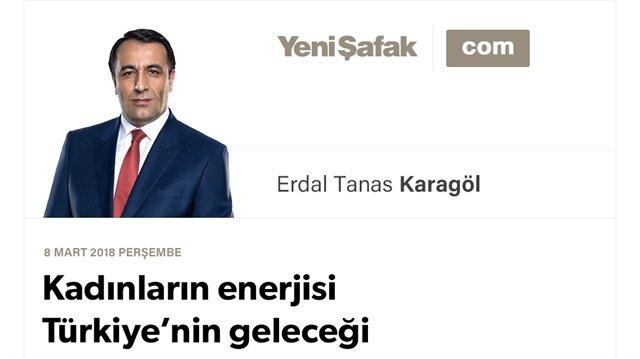 Kadınların enerjisi Türkiye'nin geleceği