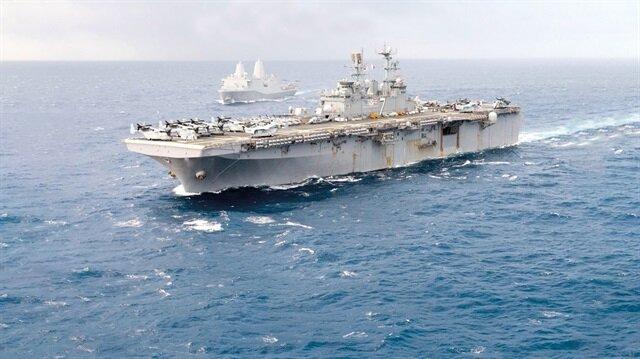 Yıldırım, Rum sondajını ABD'ye ait 6. Filo'nun koruyacağı iddialarına tepki gösterdi.