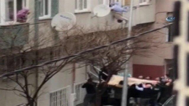 Gaziosmanpaşa'da can pazarı kamerada