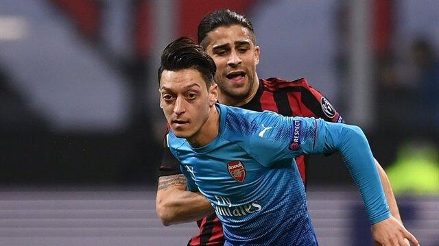 Milan 0-2 Arsenal (Geniş Özet)