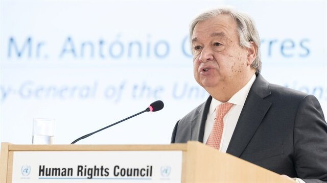 UN chief says inequality against women harms everyone