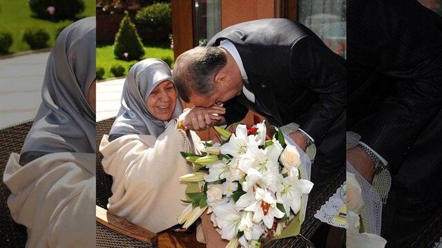 Erdoğan'ın Kadınlar Günü vesilesiyle okuduğu şiir büyük beğeni topladı