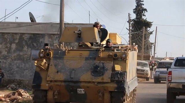 Zeytin Dalı Harekatı, Afrin ilçe merkezi sınırları içine girdi