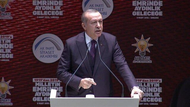 Erdoğan, 'İslam güncellenmeli' sözüne açıklık getirdi