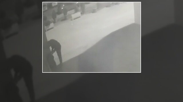 Ankara'daki saldırının görüntüleri ortaya çıktı