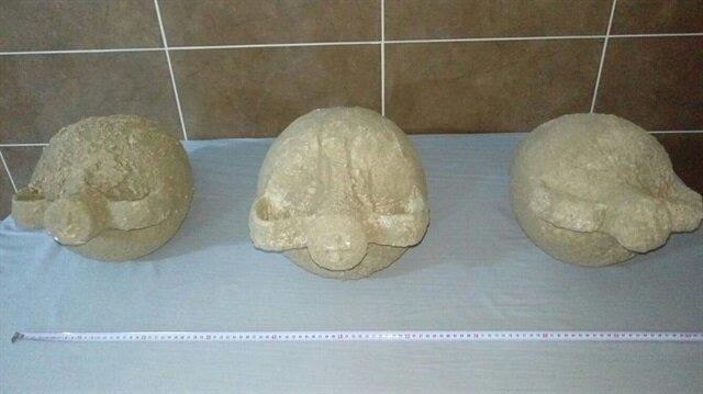 Eskişehir'de bulundu: Roma dönemine ait