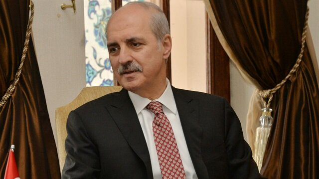 Turkish Culture and Tourism Minister Numan Kurtulmus