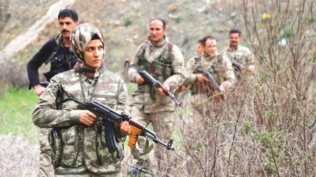 Turkish Forces Seize More Territory to Kurdish Militias class=