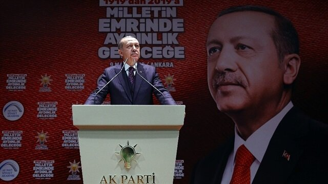 Erdogan: Turkish Troops to Enter Afrin Town at Any Moment