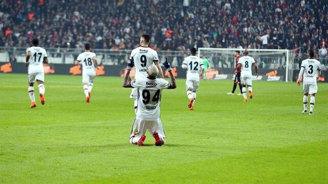 Anderson Talisca, Gençlerbirliği maçında takımını galibiyete taşıyan gole imzasını attı.