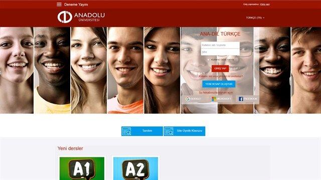 جامعة الأناضول تعلم اللغة التركية مجانا عبر الانترنيت لـ7 آلاف طالب