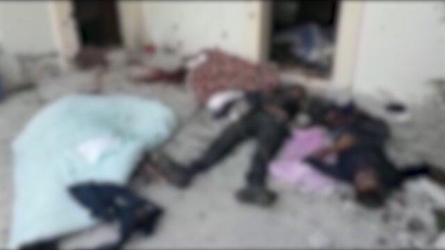 Cinderes'e gazeteci olarak sızmaya çalışan teröristler böyle öldürüldü