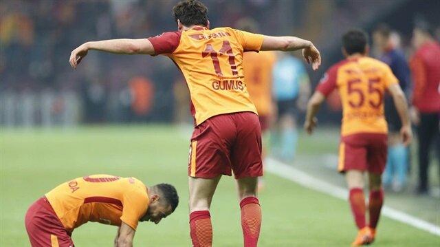 Galatasaray, Sinan Gümüş'ün 86. dakikada attığı golle Konyaspor'u 2-1 mağlup etmeyi başardı.