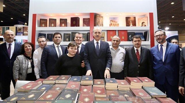 Istanbul book fair kicks off
