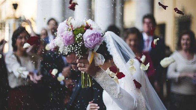 Düğün masrafı en az 13 bin lira