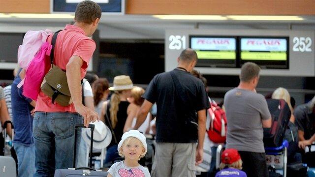 Otellerin Rusya'dan rezervasyonu yüzde 40 arttı