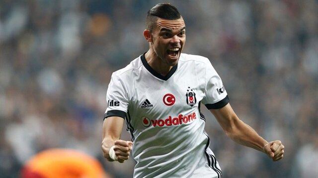 Taksi şoförlüğünden defansın göbeğine: Pepe