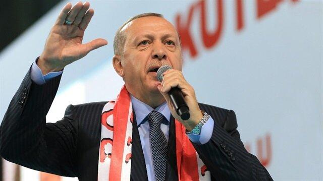 Erdoğan'dan yeşil bir Türkiye için 23 milyon mektup