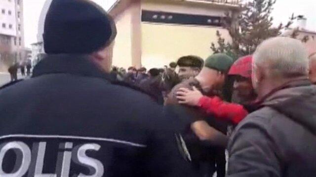 Özel Harekatçılar Ardahan'dan Afrin'e Mehter Marşı'yla uğurlandı