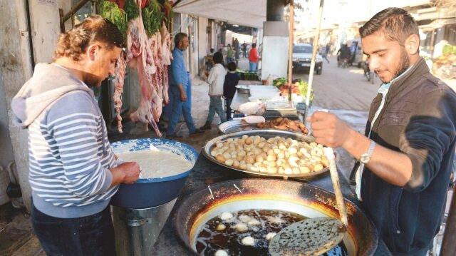 Yakında teröristlerden tamamen temizlenecek Afrin'de hayat, 'Cerablus modeli' ile normale döndürülecek.