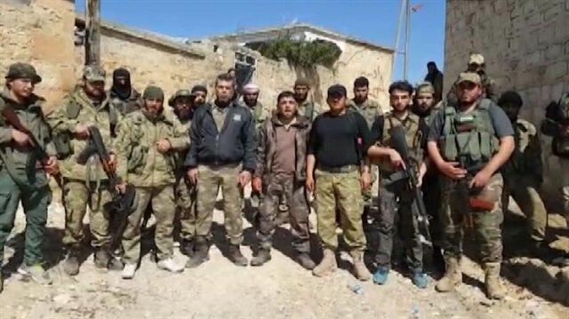 TSK ve ÖSO, 2 köyü daha teröristlerden temizledi