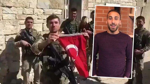 Mehmetçiğin videosu Cenk'i duygulandırdı, yıldız futbolcunun cevabı gecikmedi