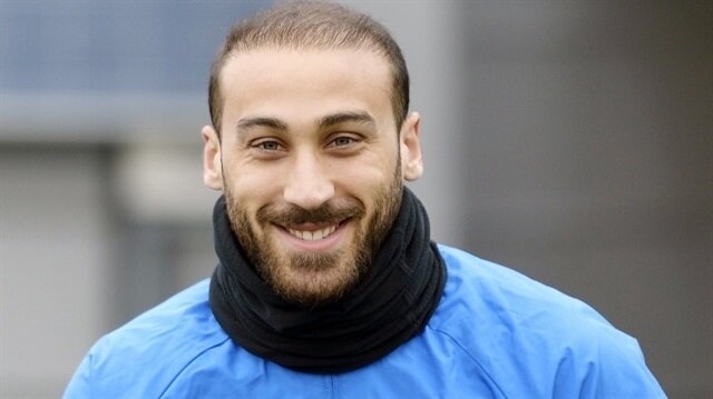 Everton's Tosun tweets to Turkish soldiers in Afrin