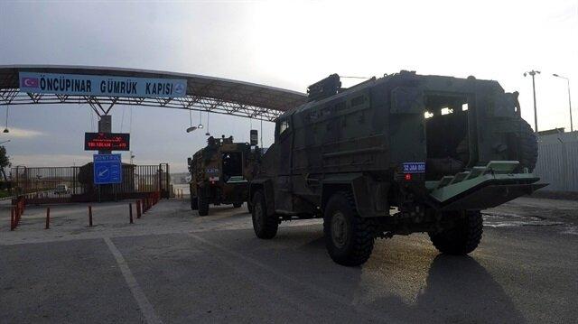 Ardahan'dan PÖH'ler Afrin'e uğurlandı